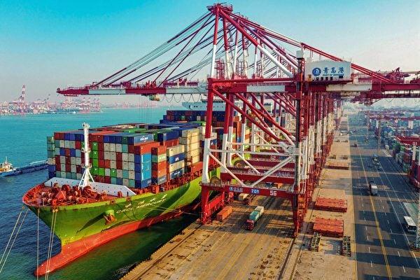 分析師:大陸4月份貿易降幅將擴至兩位數