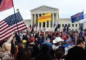 鮑威爾:最高院駁回威州和亞利桑那選舉舞弊案