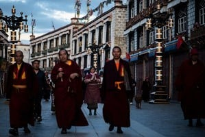 美兩黨議員提西藏法案 制止中共迫害藏人