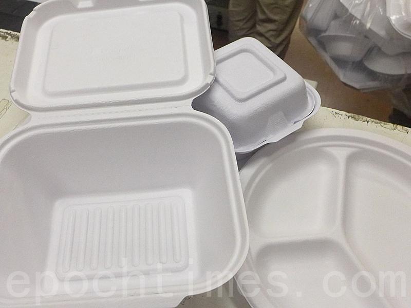 大陸新冠病毒疫情下,外賣沒能成為大陸餐飲業的救命稻草。(蔡溶/大紀元)