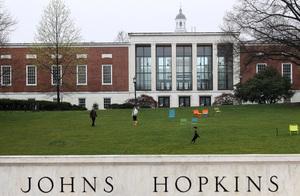 約翰霍普金斯大學修改規定 不認可中國疫苗