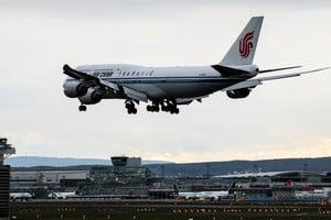 乘客喊有炸彈 國航廈門飛武漢班機緊急折返