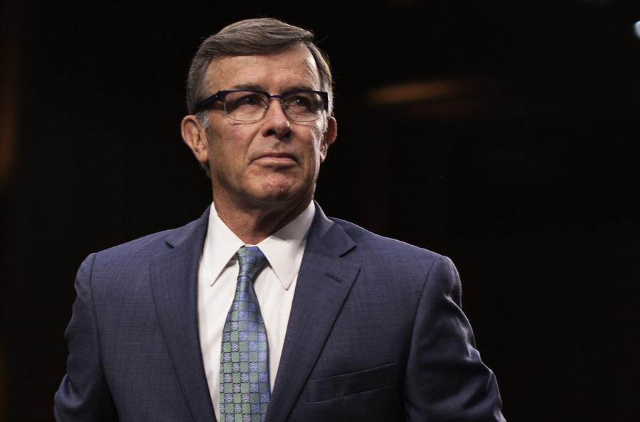 特朗普任命反恐主任代理國家情報總監