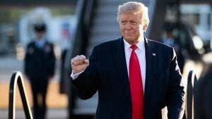 憲法專家:面對壓力 特朗普不言敗意義重大