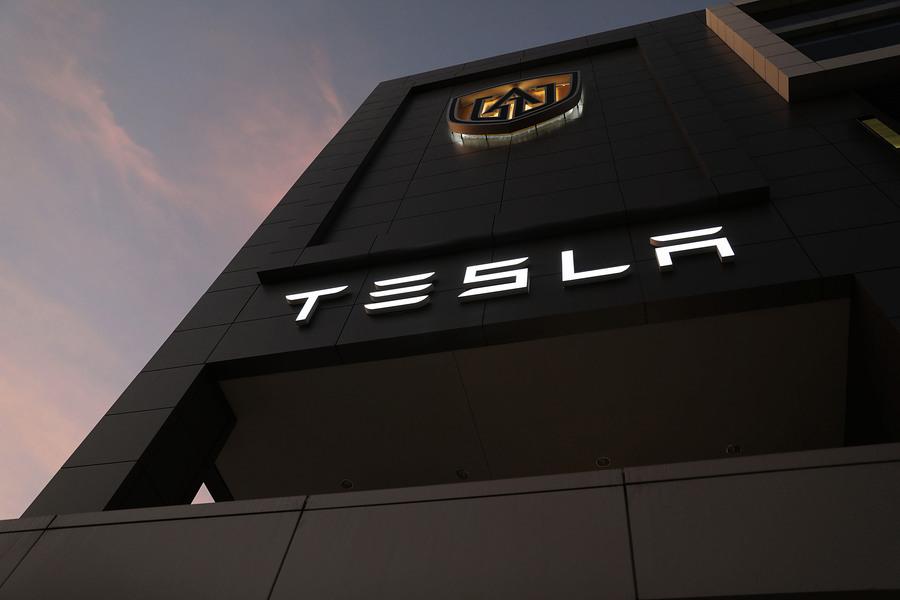 中共連番批Tesla 意在「星鏈計劃」?