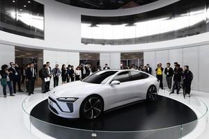 三大新能源車中概股大跌 市值蒸發近千億