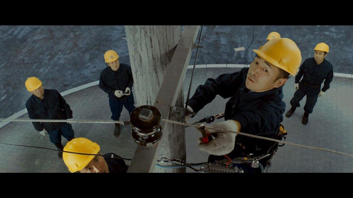加拿大新境界影視的電影《永恆的五十分鐘》劇照。(明慧網)