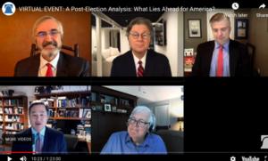 專家:選舉存在舞弊 左派欲破壞憲法秩序
