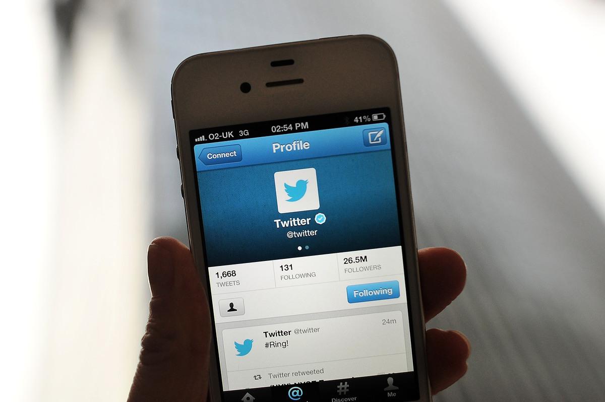 大陸網民因使用推特被警方傳喚、拘留。(Bethany Clarke/Getty Images)