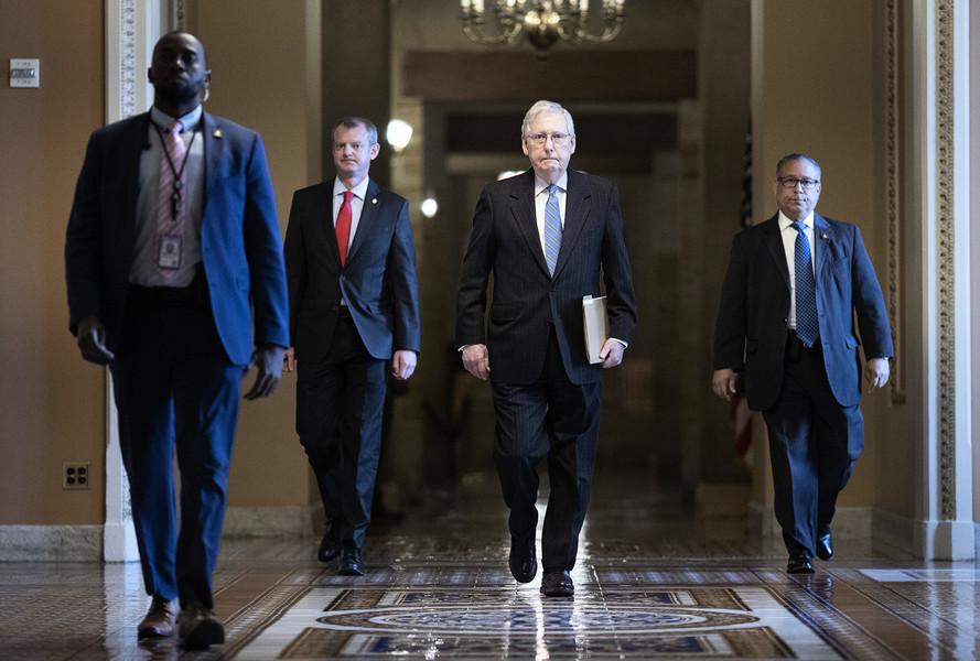 美國參院公佈萬億美元抗疫救濟計劃