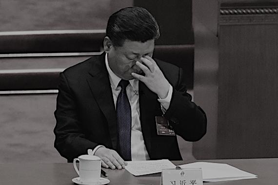 圖為中共國家主席習近平的資料照。(FRED DUFOUR/AFP/Getty Images)