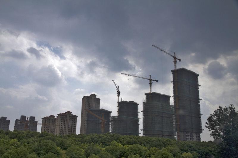五年首次 穆迪下調大陸房地產展望至負面