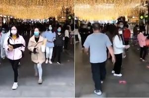 【現場影片】武漢楚河漢街已人來人往