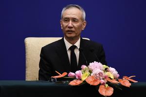 劉鶴意外現身中美貿易談判 釋放何種信號