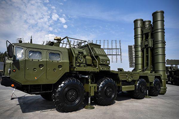 中印邊界對峙加強 共軍部署S-400防空導彈【影片】