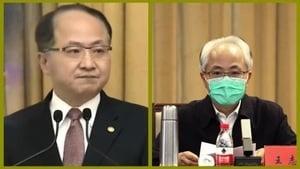 中聯辦前主任王志民露面 滿頭白髮