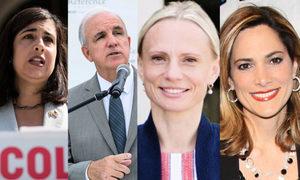 美四名當選議員組建陣營 反擊國會「四人幫」