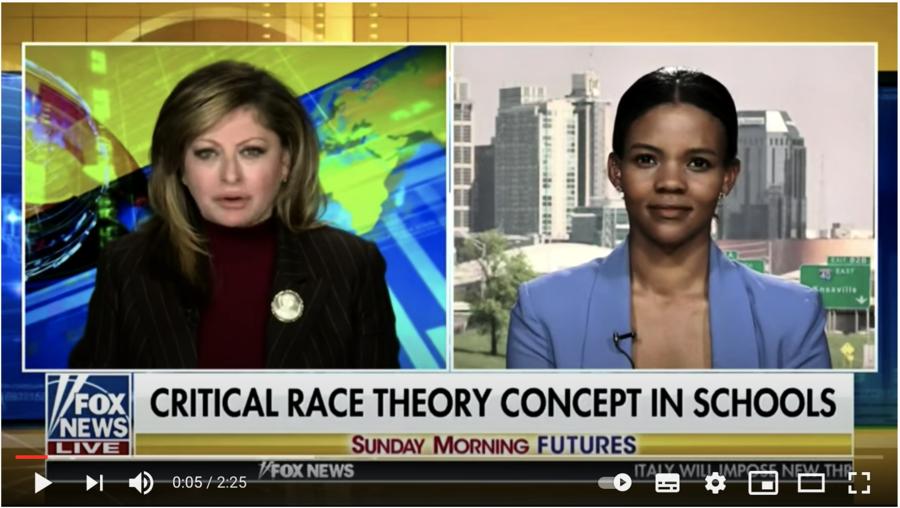 非裔女青年對種族主義的思考