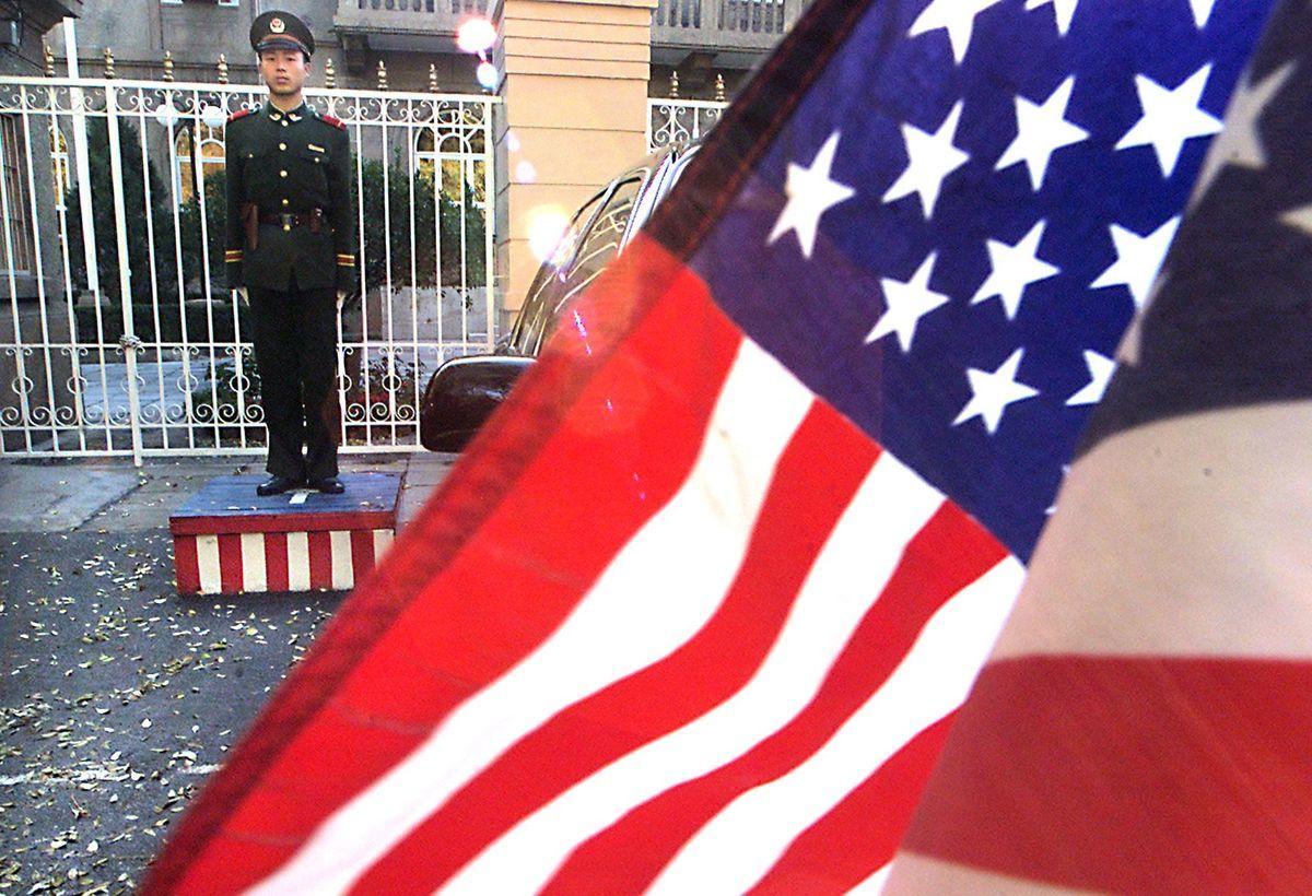 周五(2021年7月9日),美國商務部將二十多家中國公司和實體列入經濟黑名單,其中14家中國實體涉嫌在新疆侵犯人權,實施高科技監控。還有5家被列入黑名單的中國公司直接支持中國(中共)軍事現代化與軍方C4ISR作戰計劃。(STEPHEN SHAVER/AFP/Getty Images)
