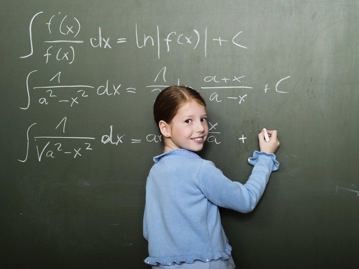 一項新研究者認為,每個人大約有五分之一的數學能力是由基因決定的。(ShutterStock)