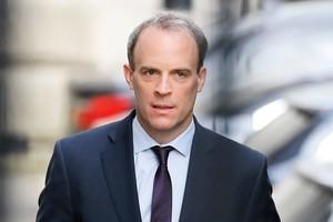 英國:將暫停與香港的引渡條約