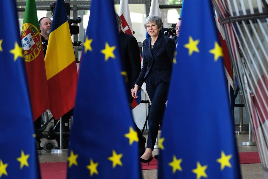 歐盟27國達成共識 同意延遲英國脫歐期限