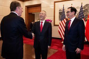 中美新一輪貿易磋商結束 雙方聲明對比