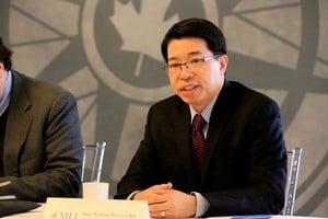 台駐加代表:中共需停止阻止台灣加入WHO