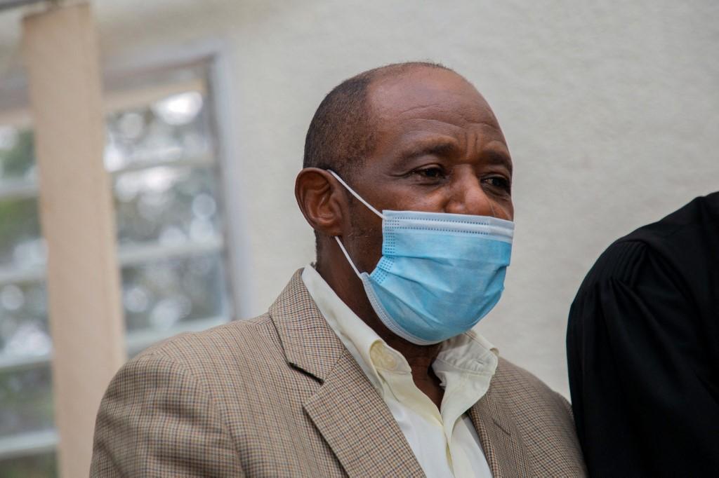 周一(9月20日),在電影《盧旺達飯店》中被描繪成拯救生命的英雄的男主角原型路斯沙巴吉那(Paul Rusesabagina,圖),被盧旺達法院判定犯有恐怖主義罪。照片攝於2020年9月14日。 (Photo by STRINGER / AFP)