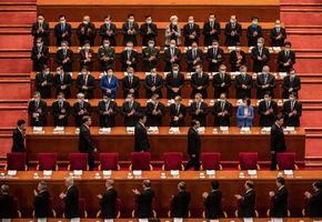 楊威:中共政治局會議避談國際局勢?