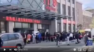 【現場影片】瀋陽疫情風險陡升 省醫院醫生隔離