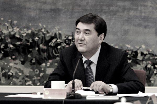 去年9月21日,中共發改委副主任、國家能源局局長努爾·白克力落馬。(LIU JIN/AFP/Getty Images)