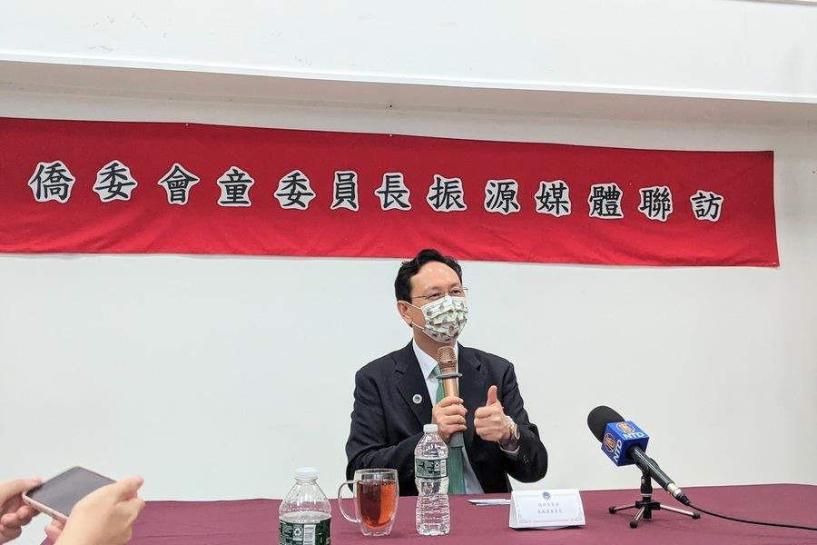 童振源:孔子學院紛關閉 美盼台來推廣華語文