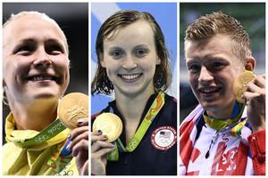 里約奧運第二天決賽總結
