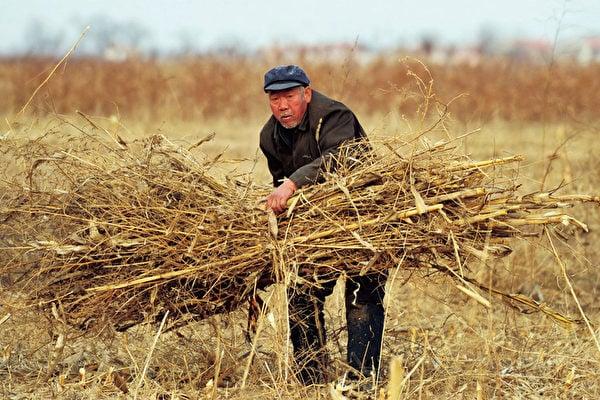 中國貧困人口脫貧不容易。(AFP)