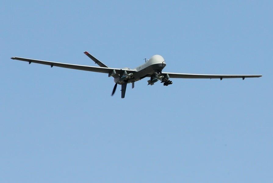 路透:美協商軍售台灣至少4架先進無人偵察機