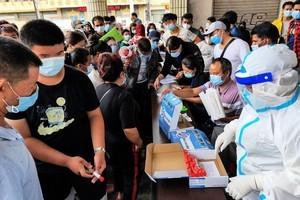 疫情升溫 雲南瑞麗市再新增確診病例