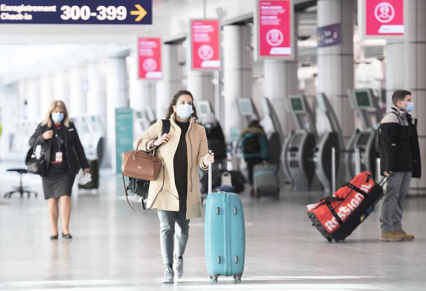 杜魯多警告加拿大人取消旅行計劃