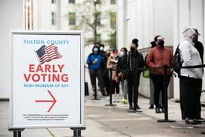 民調:72%美國人支持投票須出示身份證明