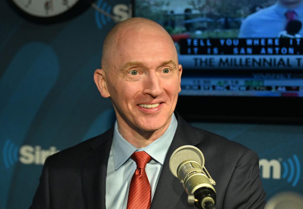 前特朗普競選顧問卡特·佩奇(Carter Page)。(Photo by Slaven Vlasic/Getty Images for SiriusXM)