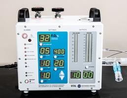 NASA用太空知識助抗疫 高壓呼吸機獲准使用