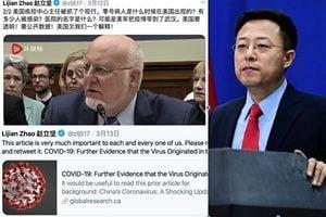 外媒:崔趙劃清界限 暴中共內部嚴重分裂
