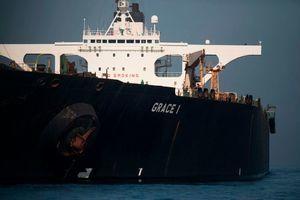 美法院下令扣押伊朗油輪「格蕾斯一號」