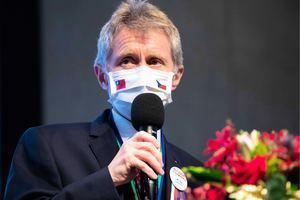 訪台首場公開活動 維特齊:全世界關注台捷合作