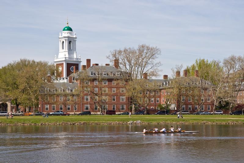 美國聯邦政府官員表示,中共派數千名間諜潛入大學竊取知識產權,波士頓是重災區。圖為哈佛大學一景。(fotolia.com)