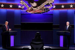 拜登否認拿外國錢 特朗普:他欠美國人一個解釋