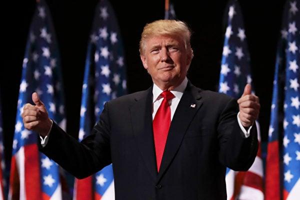 美國總統特朗普12月5日將在佐治亞州為兩名共和黨參議員連任助選。特朗普資料照。(Chip Somodevilla / Getty Image)
