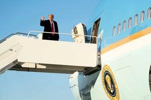 分析:特朗普強硬反共 才扭轉國際局勢
