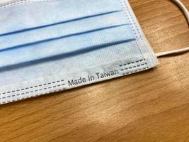 台灣捐10萬口罩給譚德賽家鄉 獲讚以德報怨