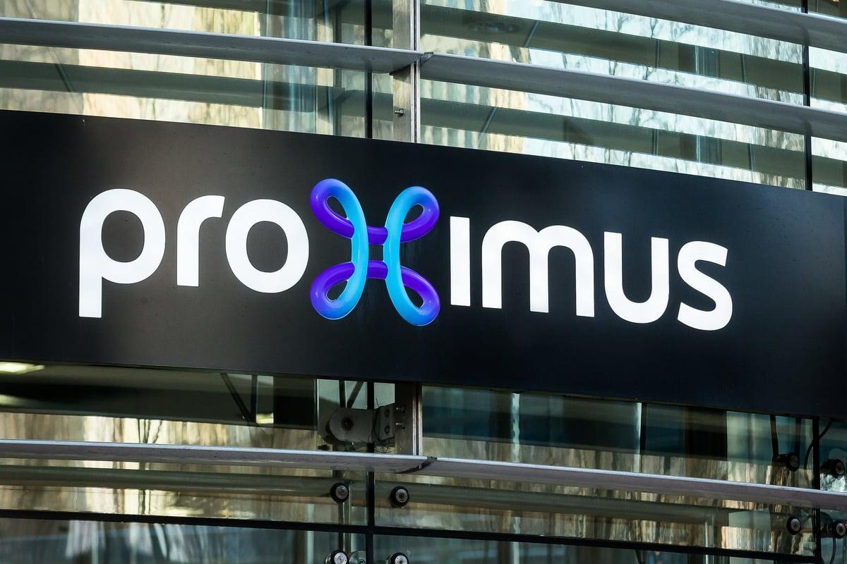 比利時最大電信移動公司Proximus10月10日宣佈,放棄華為打造5G。(Photo by JAMES ARTHUR GEKIERE/BELGA/AFP)